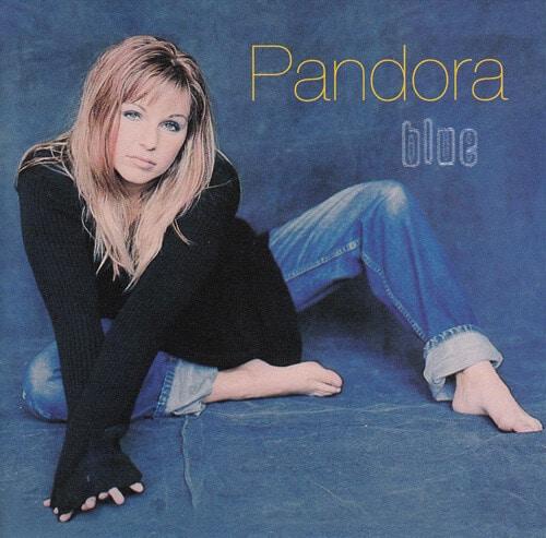 Pandora blue