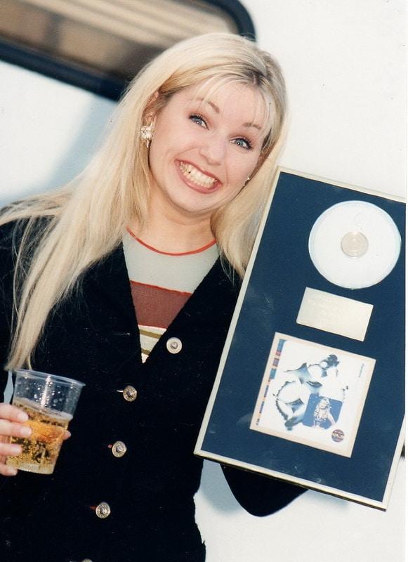 Guldskiva 20 000 salda album1995